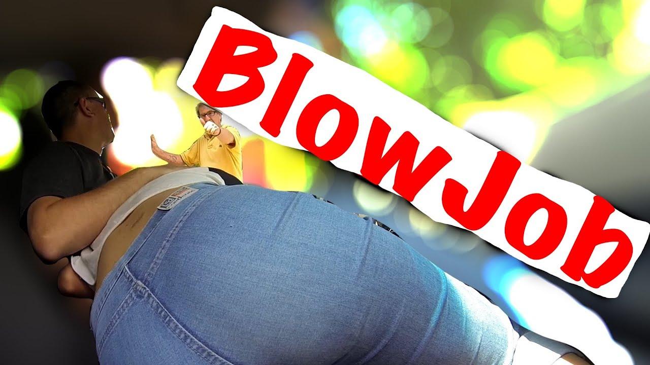 wild blowjob