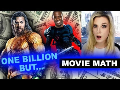Aquaman joins Billion Dollar Club! But The Upside #1 Box Office Mp3