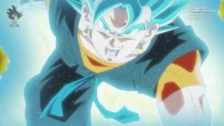A volta do Vegetto Blue - Análise Mil Grau do Ep 2 de Dragon Ball Heroes