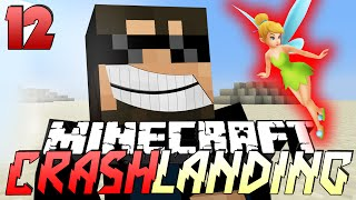 Minecraft Crash Landing 12 - CREATING FRIENDS