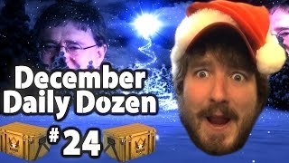Orange Cases! - December Daily Dozen Day 24 (CS:GO Case Opening)