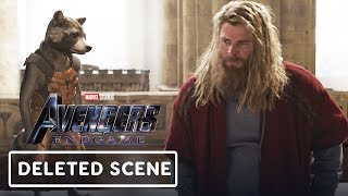 "Avengers: Endgame ""You Used to Fricken Live Here"" Exclusive Deleted Scene - Comic Con 2019"