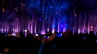 Лазерное шоу 2017 | Останкино