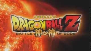 Dragon Ball Z kami to kami (battle of gods) Trailer completo (full)