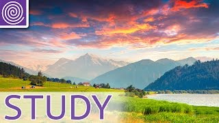 Exam Study Music - Instrumental background music for exams, music with alpha waves for better focus