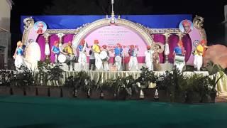 Karnataka Folk Orchestra - 2015, A.S.S College Gadag