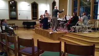 J.S. Bach- Violin Concerto in A Minor, BWV 1041
