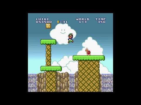 Super Mario Bros. Game/Engine WIP 2 [GameMaker Studio 2]  