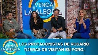Bárbara de Regil y Sebastian Martínez en VLA.| Programa del 23 de agosto de 2019 | Venga La Alegría