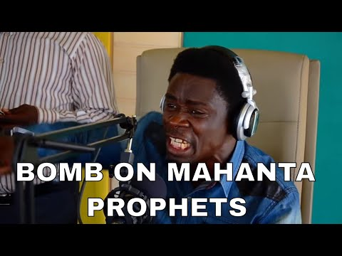 BOMB ON FALSE PROPHETS BY EVANGELIST AKWASI AWUAH