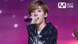 U-KISS Playground Kevin Focus Fancam @Mnet MCOUNTDOWN Rehearsal_Jan...