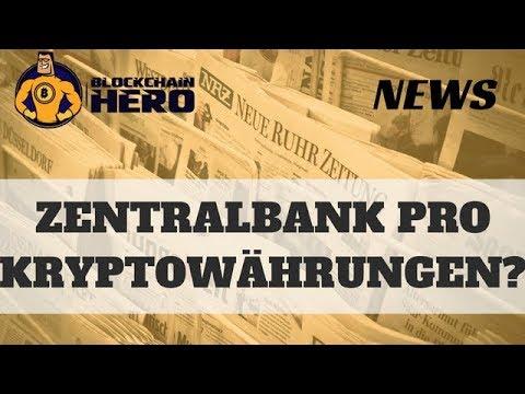 "Zentralbanken und Bitcoin: ""Blockchain hui, Bitcoin pfui!"""