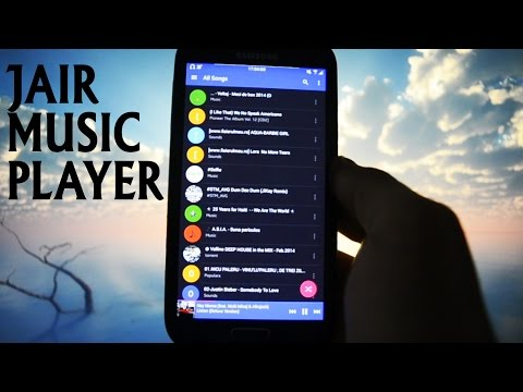 Jair Music Player App Review - Pros & Cons - WICKED ANDROID HD