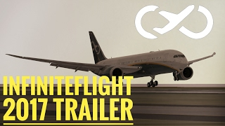 Infinite Flight Trailer 2017