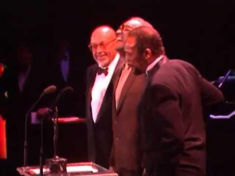 Quincy Jones Inducts Ray Charles into The Rock and Roll Hall of Fame