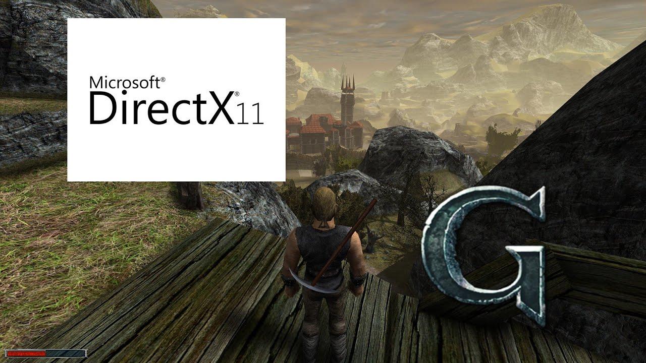 Gothic 1 na Directx11 [PORADNIK]