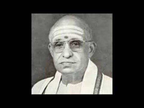 Semmangudi Srinivasa Iyer-O Rangashayi Pilacite-Kambhoji-Adi-Thyagaraja