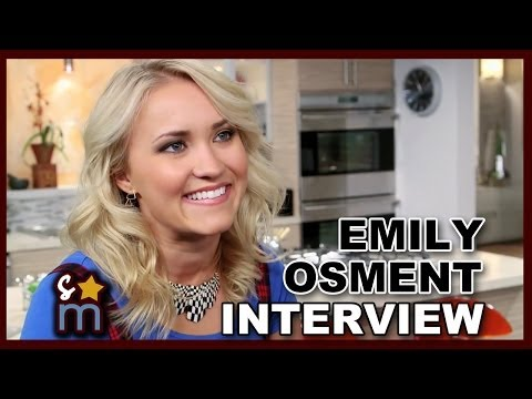 "Emily Osment Interview - ""Young & Hungry"" New ABC Family Show"