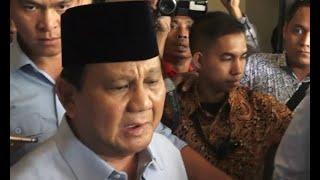 Prabowo: Media Harus Obyektif