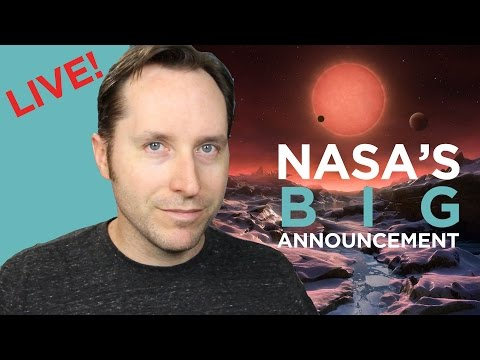 NASA Discovered 7 Earth-Like Planets. Could They Support Life? | Livestream Thursday