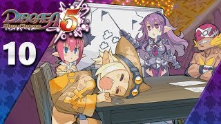Disgaea 5: Alliance of Vengeance (PS4, Blind, Let's Play) | Locked Gate!? (Item World) | Part 10