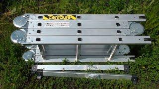 Обзор лестницы трансформер Centaure