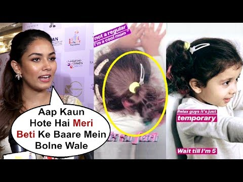 Mira Rajput Angry Reaction On Daughter Misha Kapoor Trolled For Hair Colour Mp3