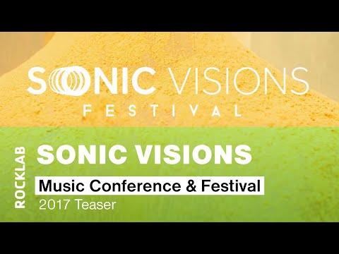 Sonic Visions Festival 2017 Teaser
