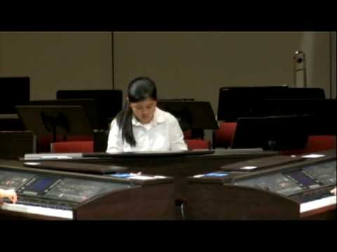 Bizet: Bohemian Dance - 10 Hands On 5 Pianos, Arr. N. Jane Tan