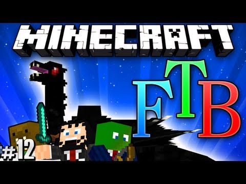 "Minecraft: Feed the Beast #12 ""Erics Awakening"""