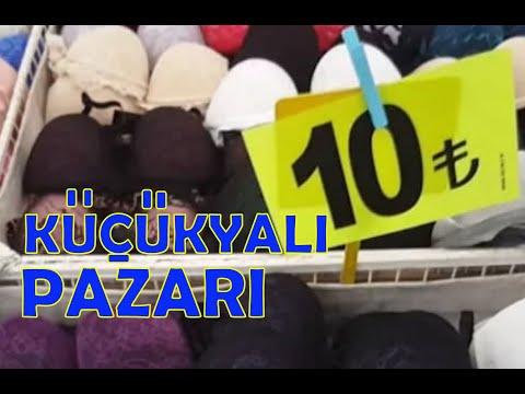 Küçük Yalı Pazarı - PAZAR ALIŞVERİŞİ 5 - Sebze Fiyatları