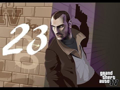 GTA 4. Полное прохождение. #1