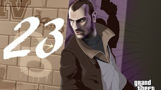 GTA 4 прохождение серия 23 (Ограбление банка)