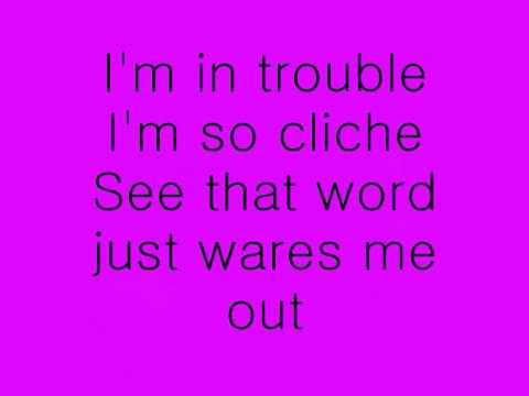 Nevershoutnever-Trouble lyrics
