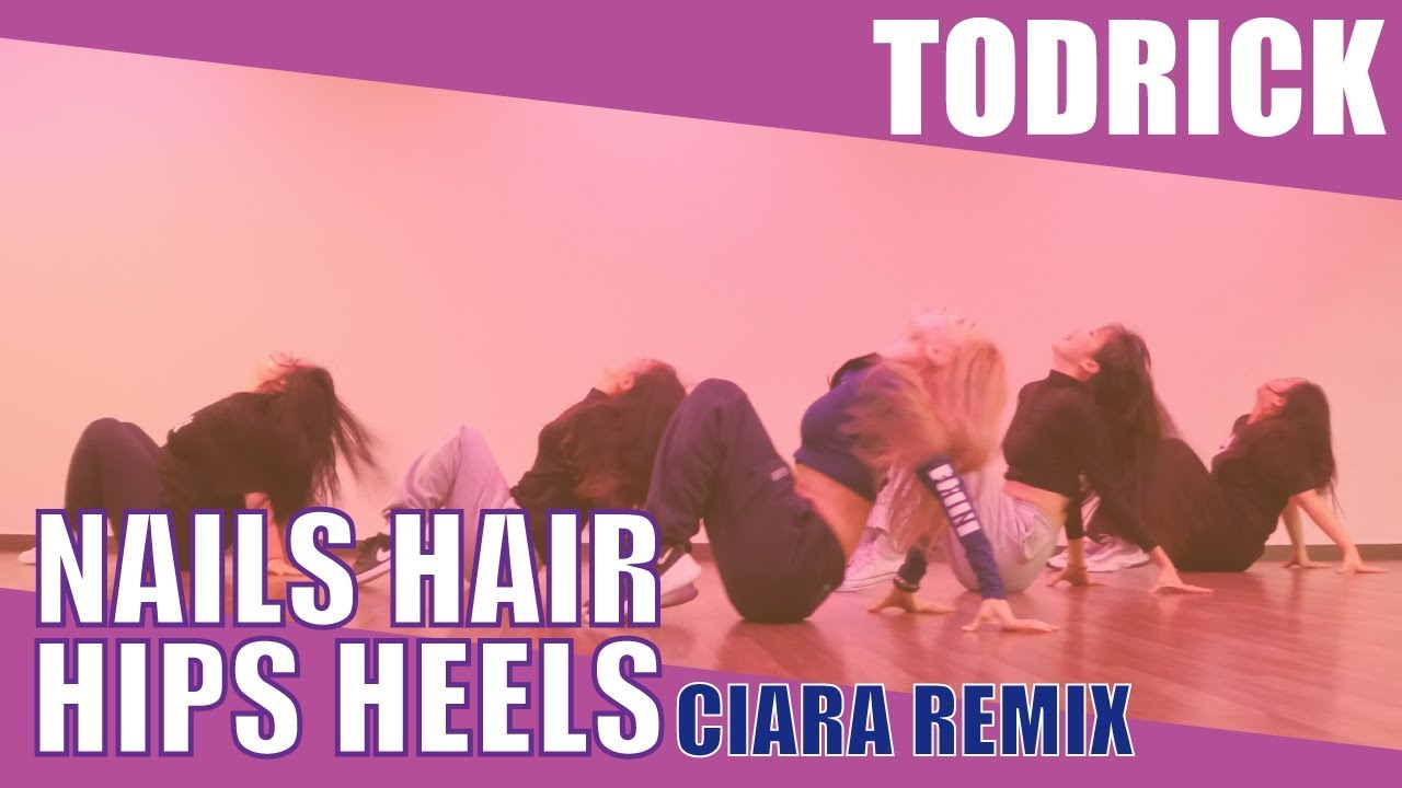 Todrick - Nails, Hair, Hips, Heels Remix (feat. Ciara ...