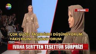 Gambar cover Ivana Sert'ten tesettür sürprizi