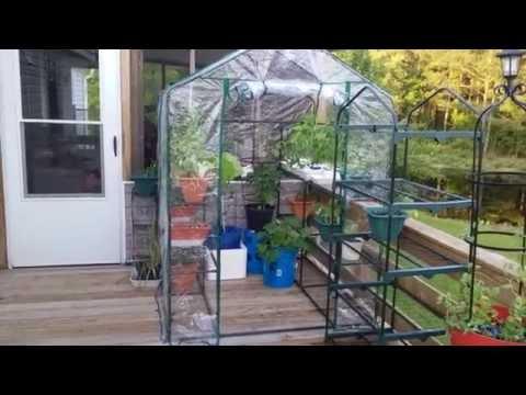 New Mini Greenhouse