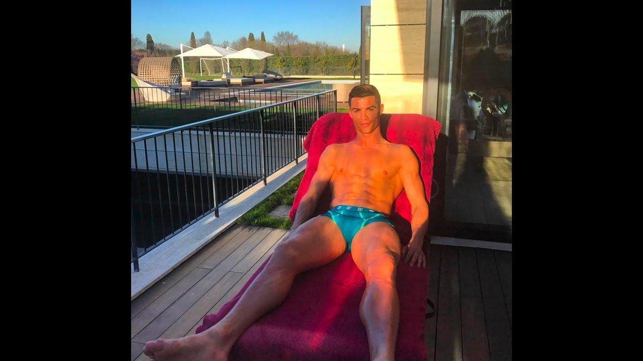 Cristiano Ronaldo Gay porno