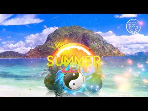 Summer Holiday Experience – Sea Sounds with Relaxing Music