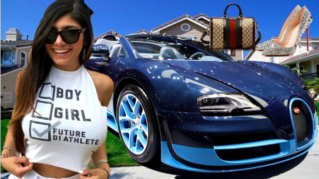 6 Expensive things owned by Mia Khalifa