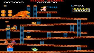 ARCADE MACHINES MAME BIG KONG ITS DONKEY KONG HACK