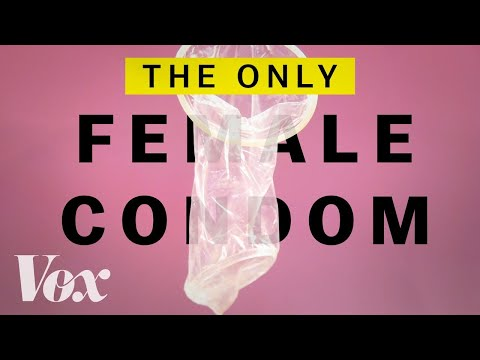 Why female condoms are so hard to find