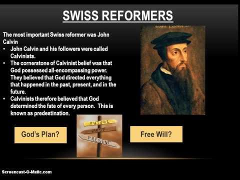 16-4 (Part 1) The Spread of Protestantism