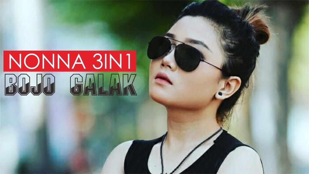 Bojo Galak: NONNA 3 IN 1