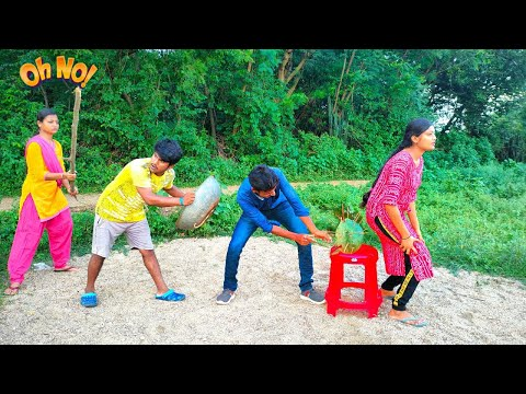 Download Must Watch New Funny Video 2021 Top New Comedy Video 2021 Try To Not Laugh Ep-27 By FamilyFunnyBoy