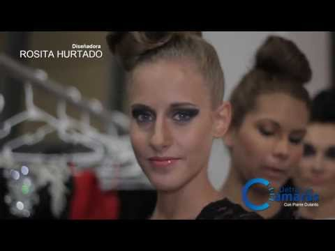 Rosita Hurtado Diseñadora  Detras D´camaras con Pierre Dulanto #VMPD