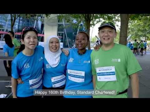 Standard Chartered 2019 Belt & Road Relay - Singapore