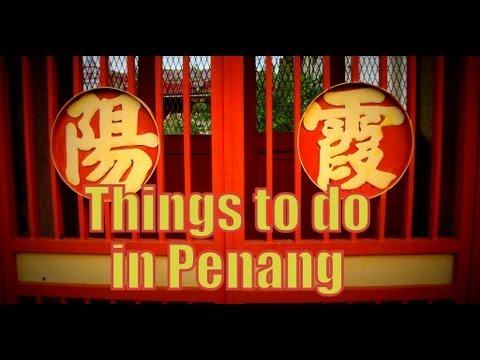 Penang Travel Guide: Things to do in George Town Top Attractions (Malaysia)