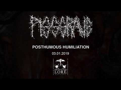 PISSGRAVE - Euthanasia (official audio)