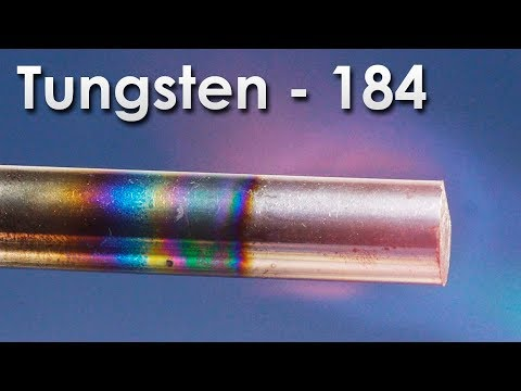 Tungsten  - The MOST REFRACTORY Metal ON EARTH!